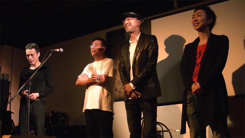 2011/11/05東西写唄祭・〆挨拶